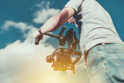 Foto- und Filmshooting